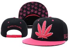 Marijuana Snapback Hat (1) , wholesale for sale  $5.9 - www.hatsmalls.com
