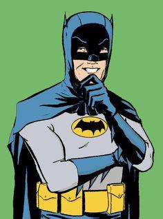 Batman Batman 1966, Batman Art, Batman And Superman, Batman Stuff, Batman Comic Books, Comic Movies, Comic Books Art, Batman Robin, Character