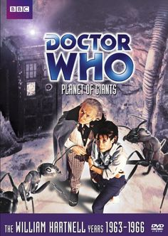 Amazon.com: Doctor Who: Planet of Giants (Story 9): Jacqueline Hill, William Hartnell, William Russell, Carole Ann Ford, Mervyn Pinfield, Douglas Camfield, Verity Lambert, Louis Marks: Movies & TV