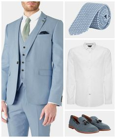 Five Outfits For Your Smart Occasion | That Dapper Chap