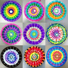 My faaaavorite thing right now is weaving love how peaceful everything is when … – 2019 - Weaving ideas Recycled Art Projects, Weaving Projects, Projects For Kids, Yarn Crafts, Crafts For Kids, Arts And Crafts, Paper Crafts, Hula Hoop Weaving, Weaving For Kids
