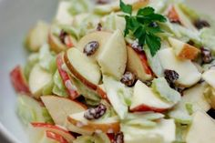 Apple Salad Recipe   Easy Japanese Recipes at Just One Cookbook