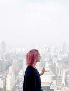 <b>Location</b>: Shanghai, China <b>Subject</b>… Shanghai, Instagram Users, New York Skyline, Vsco, Shots, In This Moment, Portrait, People, Photography