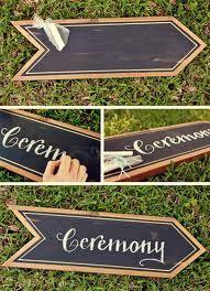 super cute blackboard signs