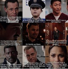 Chicago Fire, PD & Med