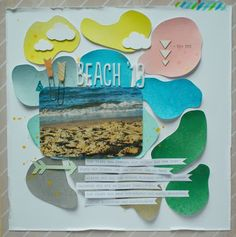 Layout Beach '13 designed by Tandi-Works