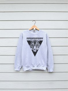 Premium Tiger Stripes Sweatshirt.