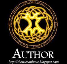 Wiccan Haus author logo http://www.saradaniel.com