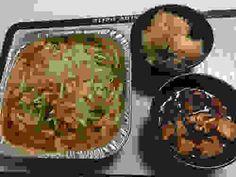 本来であればカウントしないんだけど、野菜たくさんカレーうどんと麻婆豆腐&肉じゃが