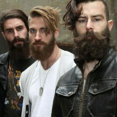 If You Want Goals, Make Goals And Surround Yourself With People With the same Intentions. Beard Goals.