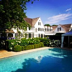 Dream backyard.