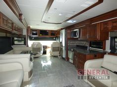 New 2016 Fleetwood RV Discovery 40X Motor Home Class A - Diesel at General RV | Dover, FL | #128803