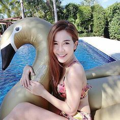 Privilege Golden Swan !!! One and only in Thailand. ...  Instagram travelquote