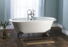 victoria + albert - Cheshire bath (www.vandabaths.com)