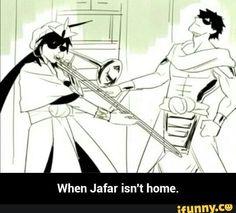 Sinbad and Masrur, funny, text
