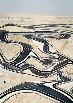 Andreas Gursky. 'Bahrain I' 2007