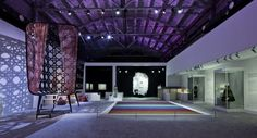 """Exposition """"Miss Dior"""" à Shanghai. Crédit : Dior"""