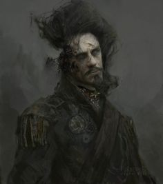 Check out the evolution of the Ghost Soldiers from Pirates 5 with this concept art from MPC Film; Pirates of the Caribbean 5 is now in theaters. Medieval Fantasy, Dark Fantasy, Fantasy Art, Character Portraits, Character Art, Arte Game Of Thrones, Ghost Soldiers, Monster Concept Art, Lion King Art