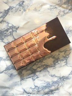 I heart makeup revolution rose gold chocolate bar palette