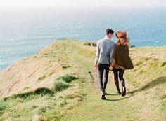 Breathtaking Engagement on The Cliffs of Moher