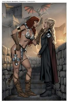 ee9878abe863 96 Best Red Sonja images in 2019