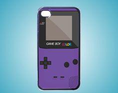 Apple iPhone 4 Case - Gameboy Color Retro - Iphone 4 Case Cover
