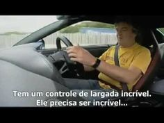 Top Gear GTR. Watch James May take on Nissan GTR with launch control.