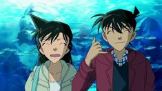 Find images and videos about detective conan, Detective Conan and 工藤新一 on We Heart It - the app to get lost in what you love. Ran And Shinichi, Kudo Shinichi, Anime Couples Manga, Manga Anime, Heiji Hattori, Detective Conan Shinichi, Gosho Aoyama, Detective Conan Wallpapers, My Childhood Friend