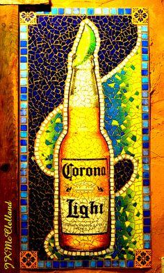 corona mosaic by ThroughMyEyes_JKM, via Flickr