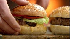 The Fabulous Baker Brothers show us their ultimate beef burgers with fluffy homemade buns