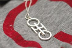 Adore this Ohio Link Necklace!