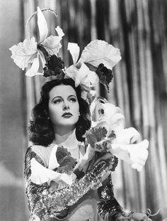 Ziegfeld Girl, Hedy Lamarr, 1941 Canvas Print / Canvas Art by Everett