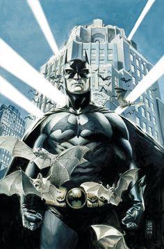 Batman by J.G. Jones (from Batman #687: Long Shadows via http://comicblah.tumblr.com/post/50752612818/batman-by-j-g-jones-from-batman-687-long