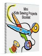 @Amber Racquel--for Mandi Teach your child to sew with easy sewing projects
