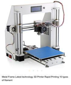 JGAURORA A3 Updated Metal Frame Latest technology 3D Printer