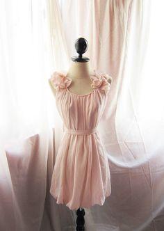 Dreamy nostalgia dress by River of Romansk