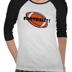 footbal camiseta http://www.zazzle.com/footbal_camiseta-235021019555564138?lang=es