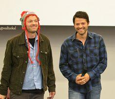 Sasha and Misha