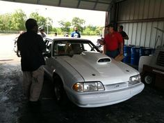 Check out the Fox Body Ford Mustang that was at the UTI-Houston Annual Drag Races over the weekend!  www.uti.edu