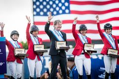 The 2020 series got off to a galloping start with a home victory for Team USA in the Longines FEI Jumping Nations Cup in Wellington. Sam Walker, Winning Time, Nations Cup, Great Run, 2020 Olympics, Palm Beach, Tokyo 2020, Florida Usa, Show Jumping