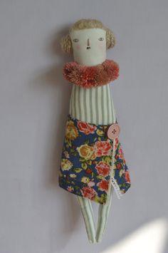 Demelza - An Art Doll by maidolls on Etsy
