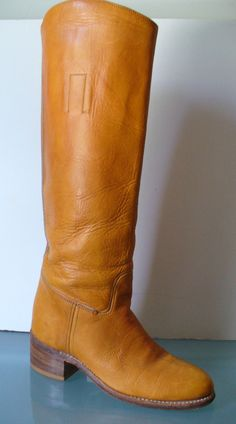 Vintage Frye  Campus  Boot Size 7B by TheOldBagOnline on Etsy