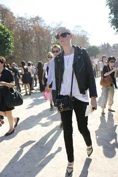 Kate Lanphear's Givenchy Crossbody Bag, via Fear Lanphear blog