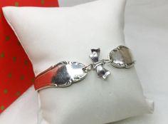Nostalgische Silber-Armband mit Schlaufe AB312 von Atelier Regina  auf DaWanda.com