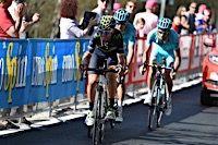 Giro d'Italia 2016 Stage 14: 11th Alejandro VALVERDE (MOVISTAR) + 3:00