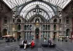 Central Station, Antwerpen (Belgium)