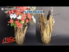 Urbans Greenhouse: Rudolph WI: Draped Hypertufa Planters - YouTube