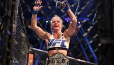 Holly Holm Linked To Steroids, UFC Title Win Now Under Scrutiny