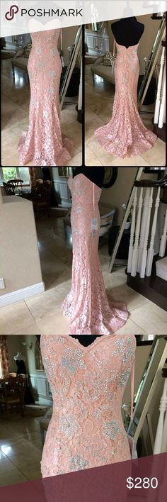 I just added this listing on Poshmark: NWT sexy lace Jovani prom dress. #shopmycloset #poshmark #fashion #shopping #style #forsale #Jovani #Dresses & Skirts