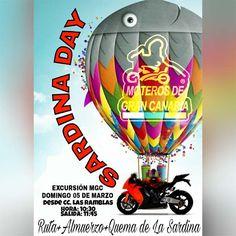 Sardina Day MGC, en Las Palmas de Gran Canaria